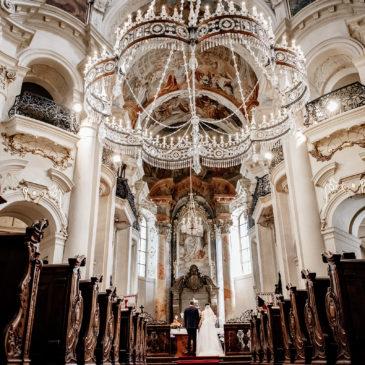 Свадьба в Праге Церковь Святого Николая